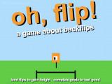 Oh, Flip!: Menu