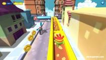 Om Nom Run: Gameplay Distance