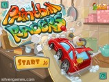 Paintball Racers: Racers Game