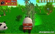 Panda Simulator: Magical Forest