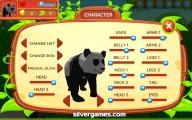 Panda Simulator: Panda Bear