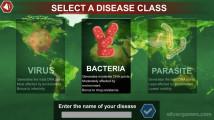 Pandemic Simulator: Virus Bacteria Parasite