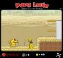 Papa Louie: Gameplay Louie Platform