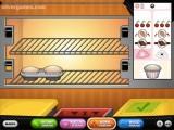 Papa's Cupcakeria: Baking