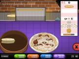 Papa's Pastaria: Pasta Bread Cooking Gameplay