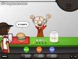 Papa's Burgeria: Gameplay