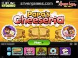 Papas Cheeseria: Menu