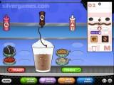 Papa's Freezeria: Gameplay Preparing Sundae