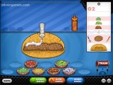 Papa's Taco Mia!: Screenshot