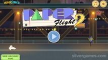Paper Flight 2: Menu