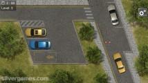 Park The Taxi: Parking Car