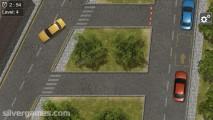 Park The Taxi: Parking Slot