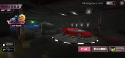 Parking Fury 3D: Night Thief: Menu