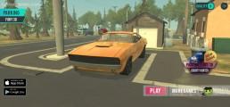 Parking Fury 3D: Menu