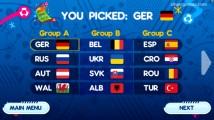 Penalty Shootout: Euro Cup 2016: Teams Soccer