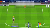 Penalty Shootout: Euro Cup 2016: Gameplay Soccer Shooting
