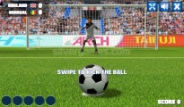 Penalty Shootout: Gameplay Soccer Ball