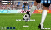 Penalty Shootout: Gameplay Goal Football