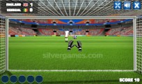 Penalty Shootout: Soccer Goal Keeper