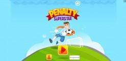 Penalty Superstar: Menu