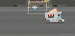 Penalty Superstar: Goalkeeper Gameplay