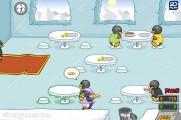 Penguin Diner: Food