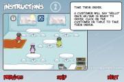 Penguin Diner: Game