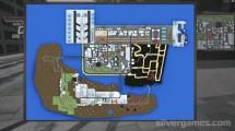 Phantom Golf Driver: Gameplay Map