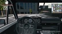 Phantom Golf Driver: Cockpit View Driving