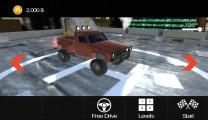 Pickup Simulator: Menu