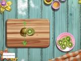 Pie Real Life Cooking: Kiwi Gameplay Cutting