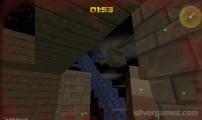 Pixel Warfare 2: Gameplay Shooting