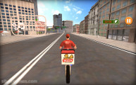 Pizza Delivery Simulator: Gameplay Delivering