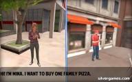 Pizza Delivery Simulator: Delivery Boy