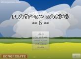 Platform Racing 2: Menu