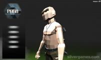 POBA (Polygonal Battlefield): Menu