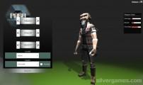 POBA (Polygonal Battlefield): Character Selection