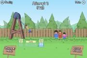 Pogo Swing: Gameplay Swing Distance