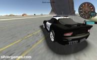 Police Car Simulator: Stunt Car