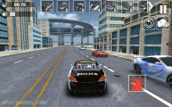 Police Car Stunt Simulator: Gameplay Stunt Police Car