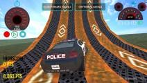 Police Drift & Stunt: Gameplay Stunt Drift
