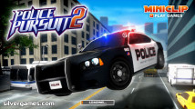 Police Pursuit 2: Chasing Police Game