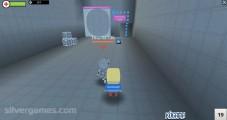 Portal 2 Coop: Gameplay Kogama Multiplayer