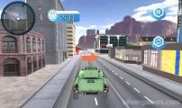 Prisoner Transport Simulator: Gameplay Driving Tank