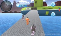 Prisoner Transport Simulator: Prisoner Underwater