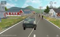 PUBG Infinity Battlefield Ops: Shooting Car Gameplay
