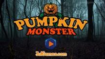 Pumpkin Monster: Menu