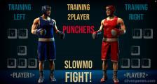 Punchers: Menu Boxing