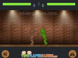Puppet Wrestling: Gameplay Duell