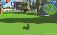 Raccoon Simulator: Gameplay
